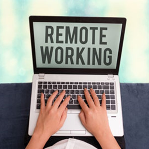 Remote Working – how we can help